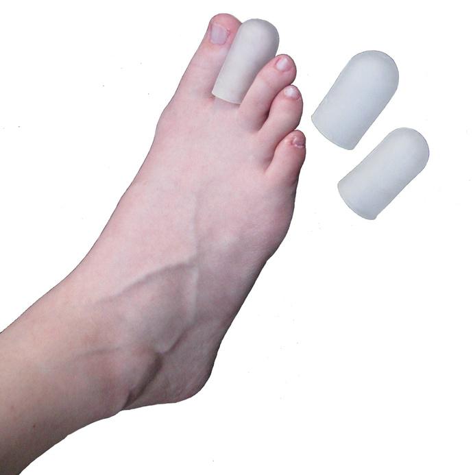 protector Dedal de silicona para pie