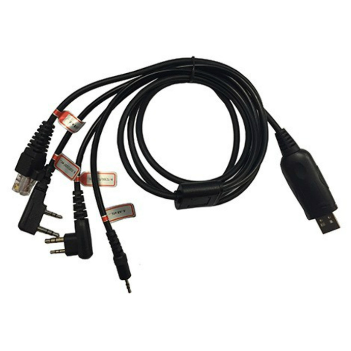 Cable De Programación Rib 4 En 1 Radio Usb Mitiendacl