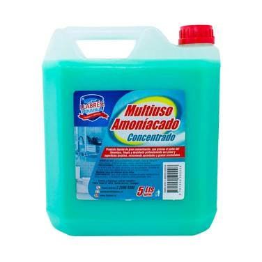 Limpiador Multiuso Amoniacado 5L