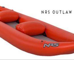 Outlaw II Inflatable Kayak