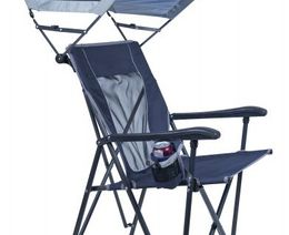 Sun Shade Captains Chair