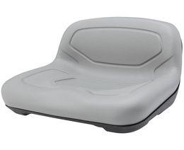 Silla baja NRS Low-Back Plastic Drain Hole Seat