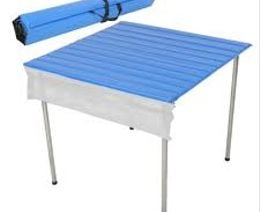 Camptime Roll A Table