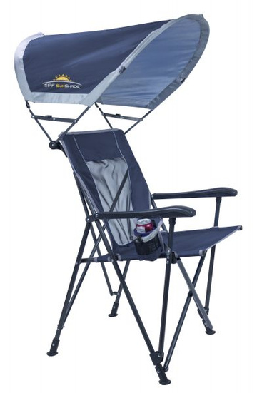 Sun Shade Captains Chair
