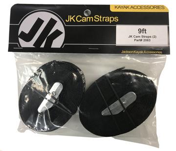 Jackson Kayak 12' Straps (Par de 2)