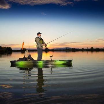 Lifetime Stealth Pro Angler 118 Fishing Kayak