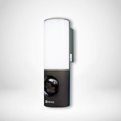 LC3  Cámara de seguridad con iluminación inteligente