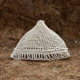 Lámpara tejida en Boqui Pil Pil