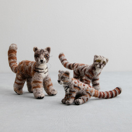 Figura Gato Andino Ona Cat Crafts Chico