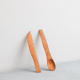 Cuchillos De Madera