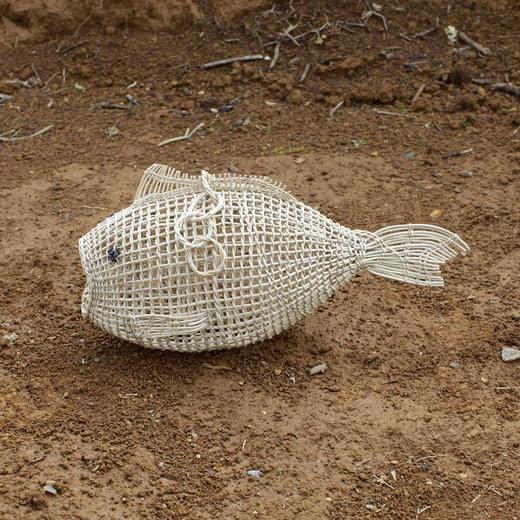 Pescado tejido en Boqui Pil Pil