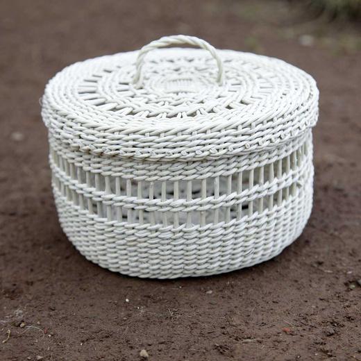 Costurero tejido en Boqui Pil Pil