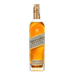 Whisky Johnnie Walker Gold Reserve Botella 750cc