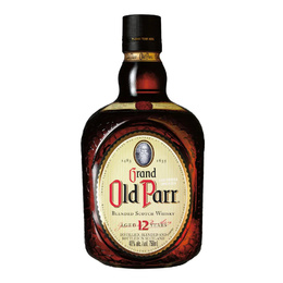 Whisky Old Parr 12 Años Botella 750cc