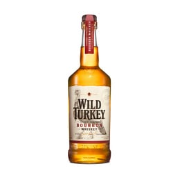 Bourbon Whiskey Wild Turkey Botella 750cc