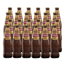 Cerveza Cusqueña Lager Botella 330cc x24