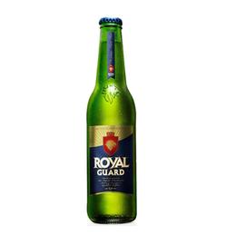 Cerveza Royal Guard Lager Botella 355cc