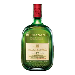 Whisky Buchanans 12A Botella 750cc