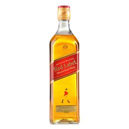 Johnnie Walker Etiqueta Roja Botella 750cc