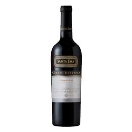 Vino Santa Ema Gran Reserva Carmenere Botella 750cc