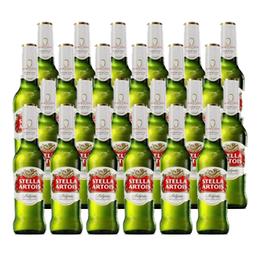 Cerveza Stella Artois Lager Botella 330cc x24