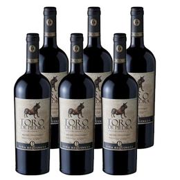 Vino Toro de Piedra Cabernet Sauvignon Botella 750cc x6