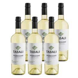 Vino Tabali Pedregoso Gran Reserva Sauvignon Blanc Botella 750cc x6