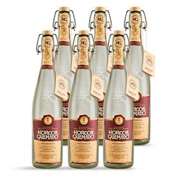 Pisco Horcon Quemado 35º Botella 645cc x6