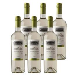 Vino Santa Ema Select Terroir Sauvignon Blanc Botella 750cc x6