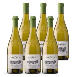 Vino Tarapaca Gran Reserva Sauvignon Blanc Botella 750cc x6