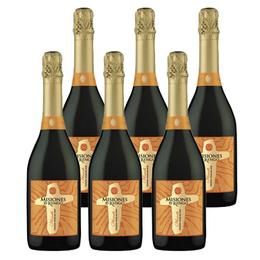Espumante Misiones de Rengo Moscato Botella 750cc x6