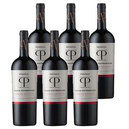 Vino Casas Patronales Reserva Cabernet Sauvignon Botella 750cc x6