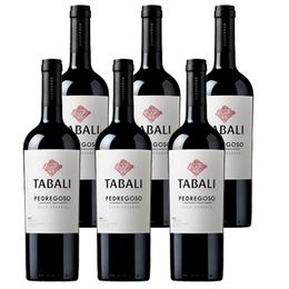 Vino Tabali Pedregoso Gran Reserva Cabernet Sauvignon Botella 750cc x6