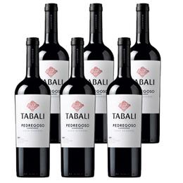Vino Tabali Pedregoso Gran Reserva Carmenere Botella 750cc x6