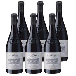 Vino Tarapaca Gran Reserva Cabernet Sauvignon Botella 750cc x6