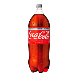 Coca Cola Light Botella 3Lts