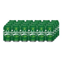 Cerveza Carlsberg Lager Lata 330cc x24