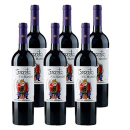 Vino Viu Manent Secreto Cabernet Sauvignon Botella 750cc x6