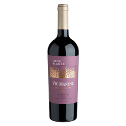 Vino Viu Manent Single Vineyard Loma Blaca Carmenere Botella 750cc