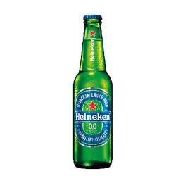 Cerveza Heineken Sin Alcohol Botella 330cc