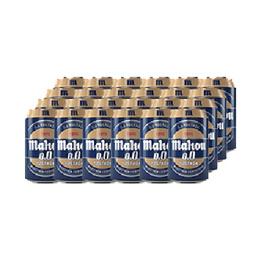 Cerveza Mahou Tostada Sin Alcohol Lata 330cc x24