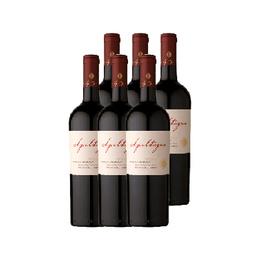 Vino Apaltagua Reserva Cabernet Sauvignon Botella 750cc x6