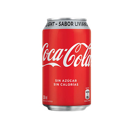 Coca Cola Light Lata 350cc