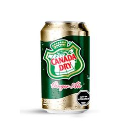 Canada Dry Ginger Ale Lata 350cc