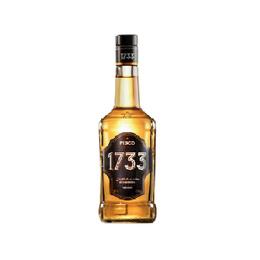 Pisco 1733 35° Botella 1Lt