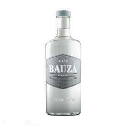 Pisco Bauzá Blanco 40° Botella 1Lt