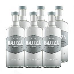 Pisco Bauzá Blanco 40° Botella 1Lt x6