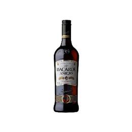 Bacardi Añejo Botella 1Lt