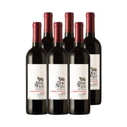 Vino Oveja Negra Cabernet Sauvignon / Syrah Botella 750cc x6