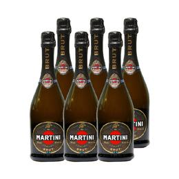 Martini Brut Botella 750cc x6